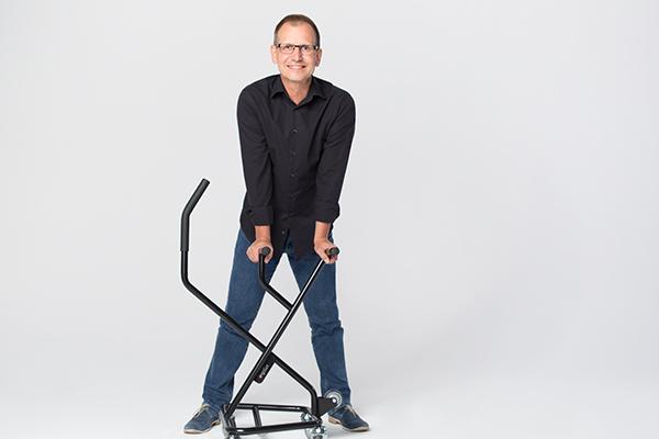 Marcus Reinert - Geschäftsführender Gesellschafter des ErgoSus® GmbH