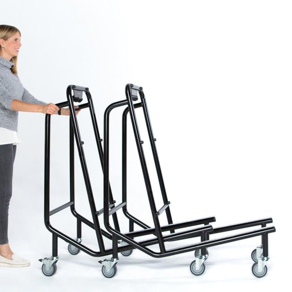 ErgoSusSET verlängert- Tische auf/abbauen & lagern