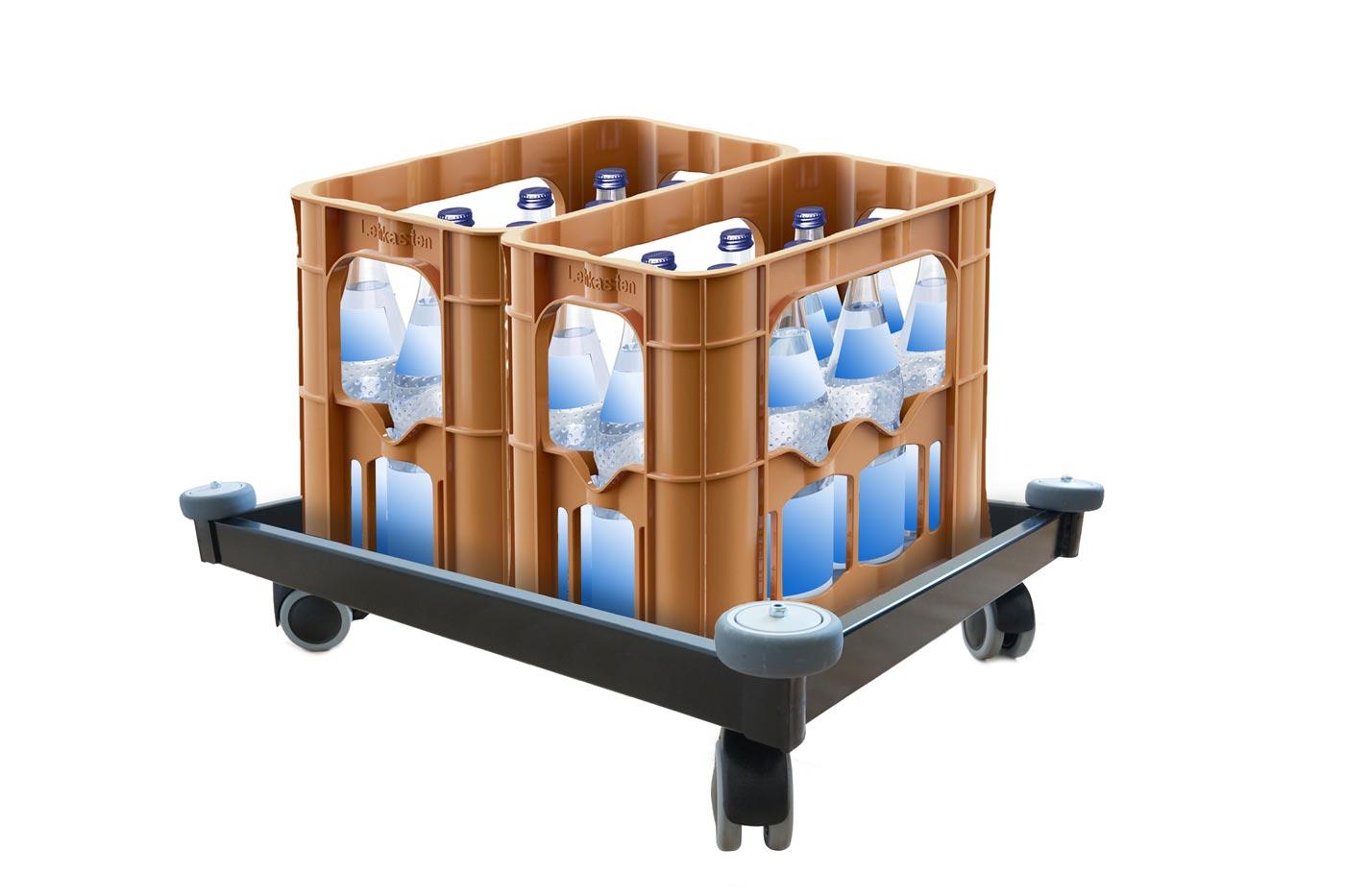 ErgoSusTROLLEY Kisten transportieren