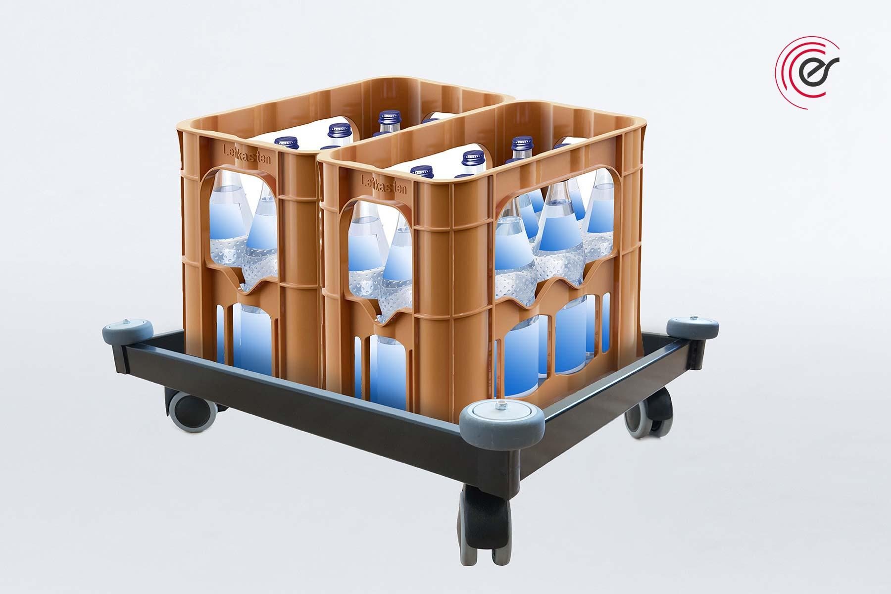 ErgoSusTROLLEY Kisten transportieren und lagern