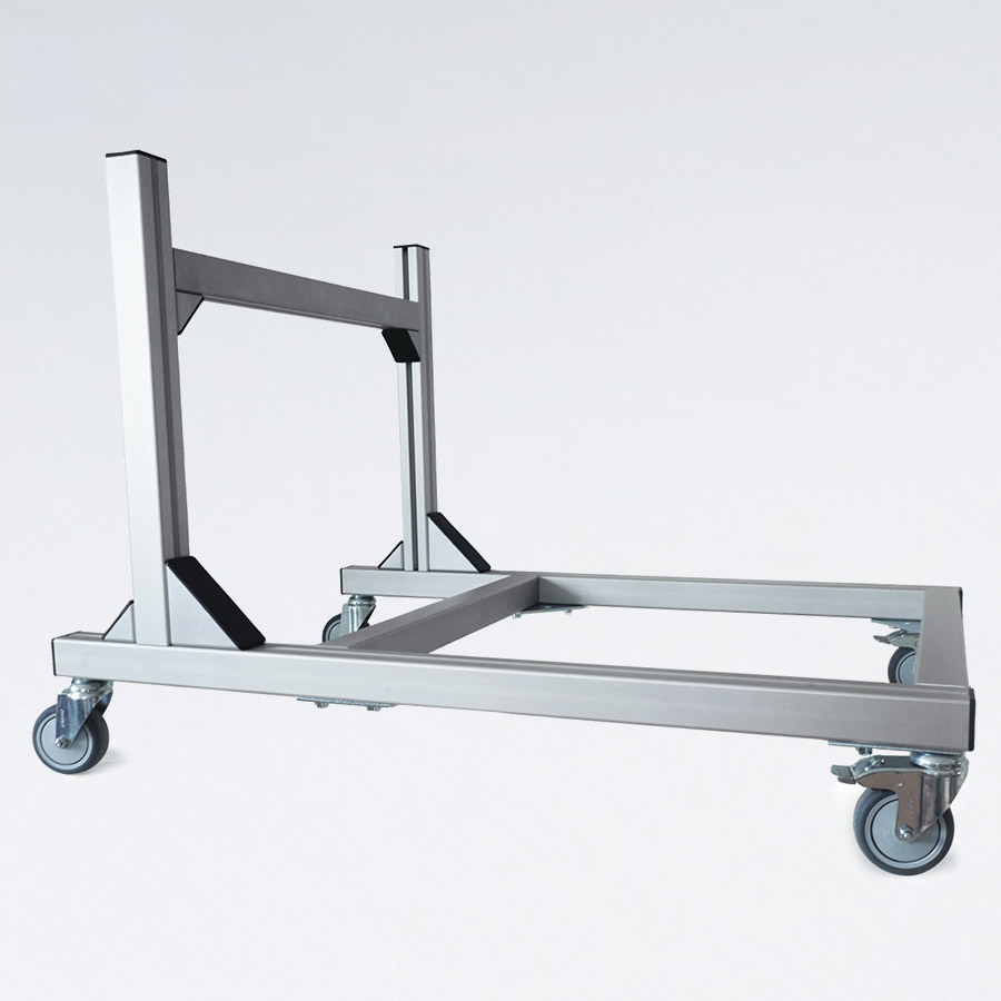 ErgoSusSTACK XL Stuhltransportwagen