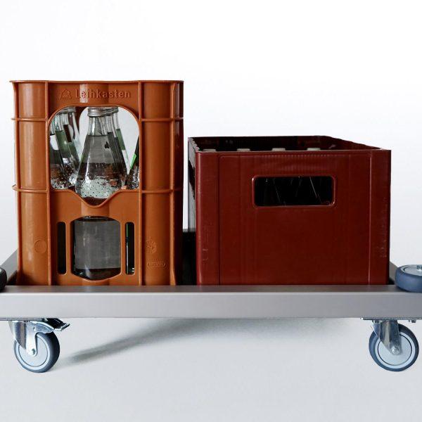 ErgoSusTROLLEY – Kisten stapeln und transportieren