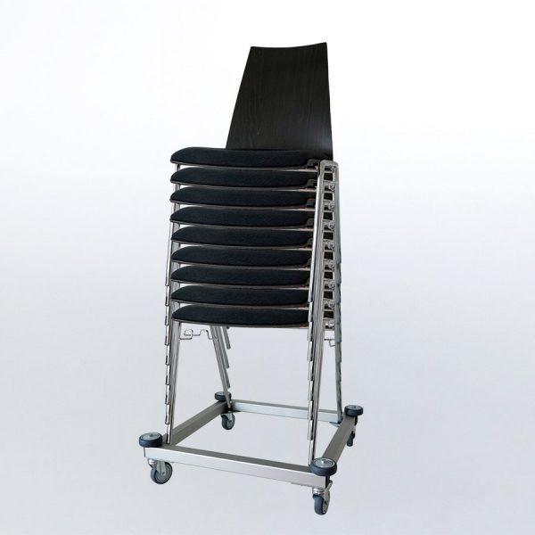 ErgoSus Stack Stuhltransport Produktübersicht